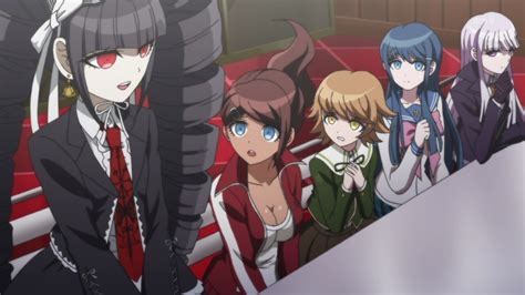 2 the animation danganronpa the animation madman review shane the gamer