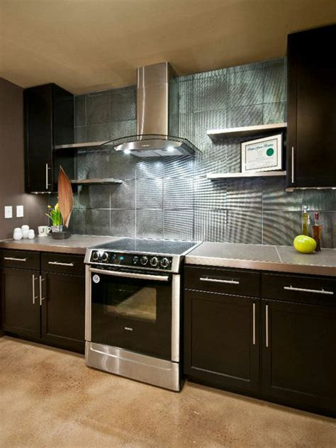 picture backsplash kitchen do it yourself diy kitchen backsplash ideas hgtv