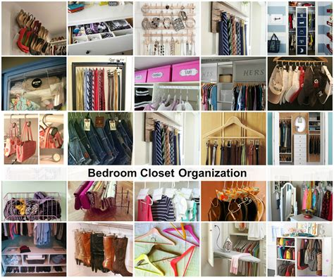 diy bedroom organization ideas bedroom closet organization ideas the idea room