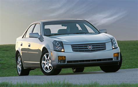 2004 Cadillac Recalls by Recall 2003 2007 Cadillac Cts 171 Road Reality