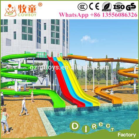 big water fiberglass big water slides for sale l custom water slides