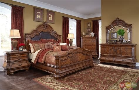 aico bedroom furniture tuscano melange luxury traditional bedroom furniture
