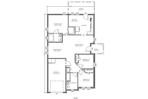 floor plans small homes small house plans 7