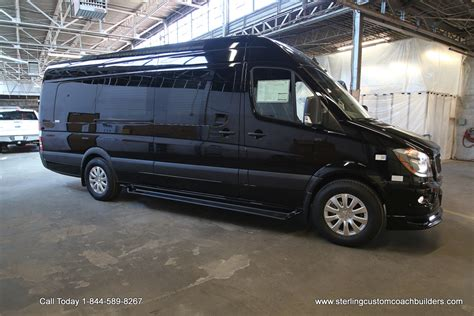 Mercedes Sprinter Luxury by Luxurious Custom Mercedes Sprinter Delivered To