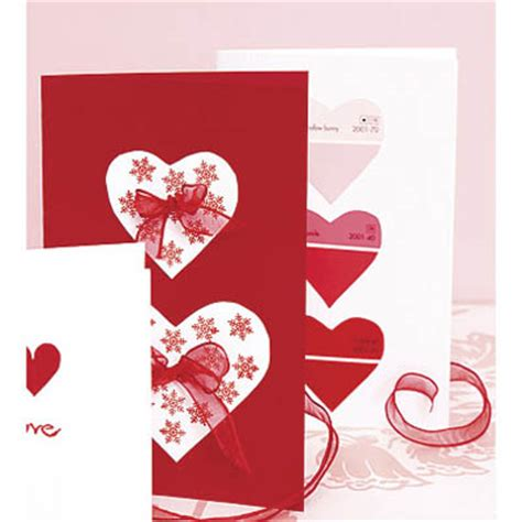 make a valentines card diy s day cards