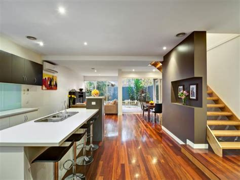 modern open plan kitchen designs modern open plan kitchen design using laminate kitchen