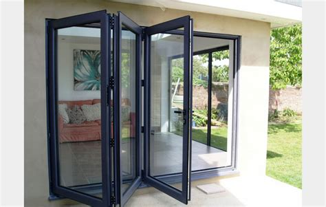 folding sliding patio doors sliding folding doors ag glass aluminium