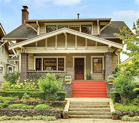 Style Quiz Home Decor craftsman envy a 100 year old bungalow in seattle