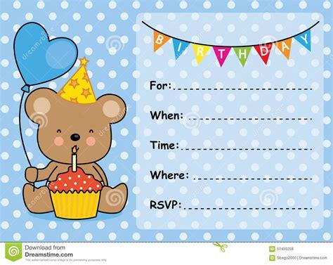 make birthday invitation card birthday invitation card for boys festival tech