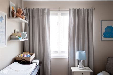 white and grey nursery curtains gray and white neutral nursery