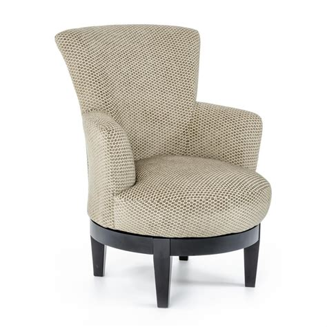 swivel upholstered chairs best home furnishings chairs swivel barrel justine