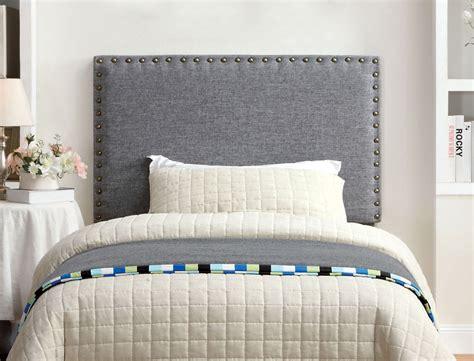 grey headboard grey fabric upholstered headboard caravana furniture