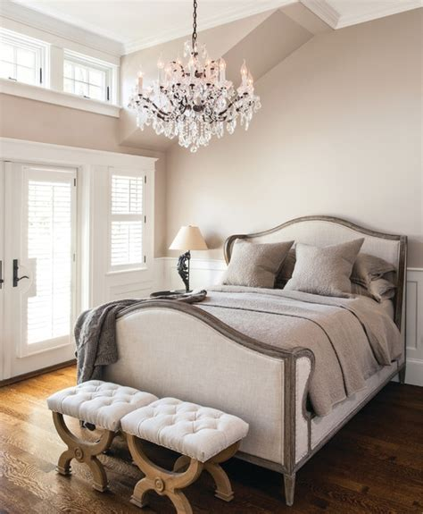 bedroom with chandelier chandeliers ls plus
