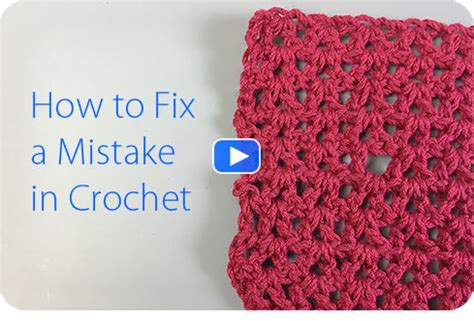 how to fix a mistake in knitting knitbits 658 from berroco