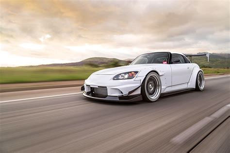 Honda S2000 by Race Ready Honda S2000