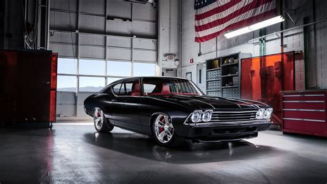 New Classic Car Wallpaper by Chevrolet Chevelle Classic Wallpaper Hd Car Wallpapers