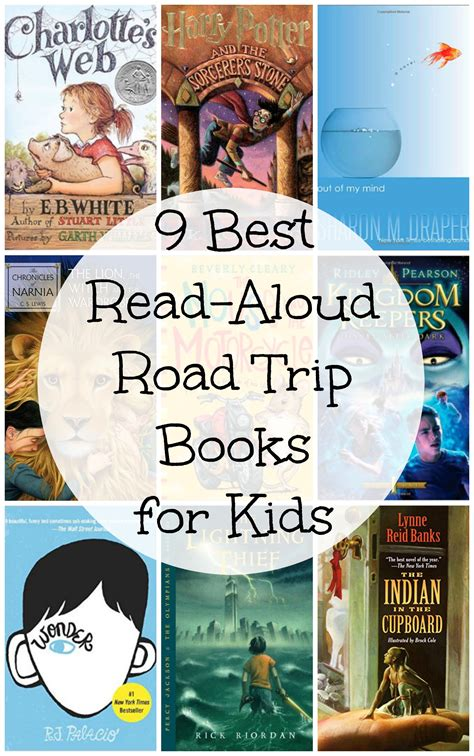 9 Best Read Aloud Road Trip Books For R We There