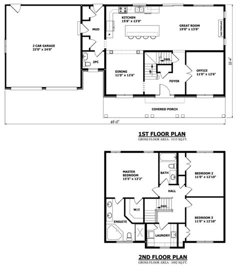 best 2 story house plans simple two storey house plans homes floor plans