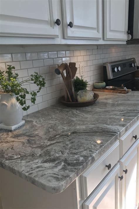white kitchen cabinets gray granite countertops best 25 grey granite countertops ideas on