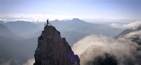 the at ridge must danny macaskill the ridge bikerumor