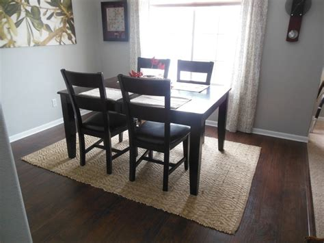rug dining room dining table rugs