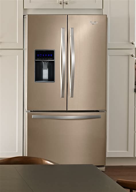 copper colored appliances whirlpool sunset bronze kitchen appliances would you