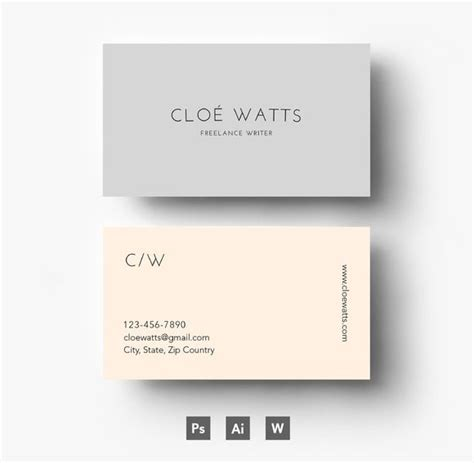 names for card business 25 best ideas about modern business cards on