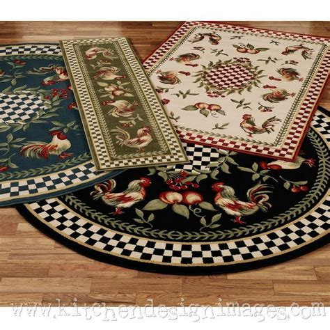 rooster rugs rooster kitchen rugs give a new color for your kitchen