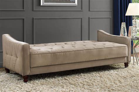 vintage sleeper sofa vintage tufted sofa sleeper green blue gray pink
