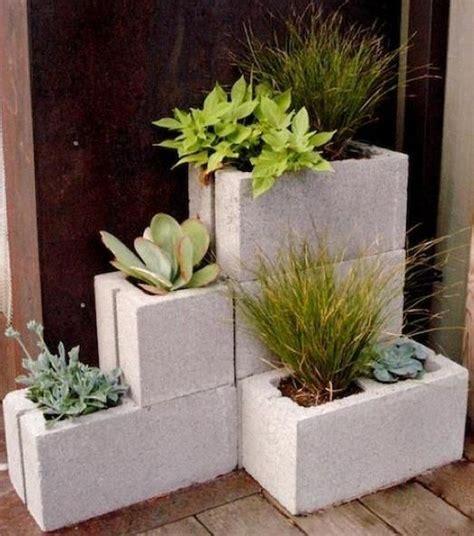 Kitchen Wall Decor Ideas Diy vertical garden from cinder blocks diy projects for