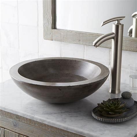 kitchen sink tub morro vessel bathroom sink trails