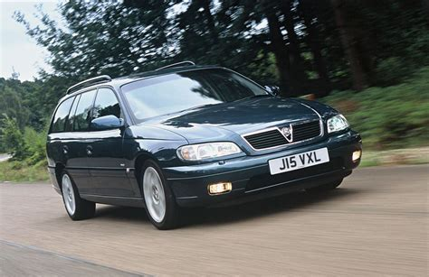 view of vauxhall omega 2 0 16v photos features vauxhall omega estate 1994 2003 photos parkers