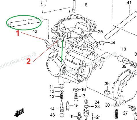 2000 Suzuki King 300 by 2000 Suzuki Ltf300 King Wiring Diagram 43 Wiring