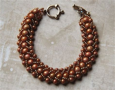 spiral beading totally twisted beaded jewelry the beading gem s journal
