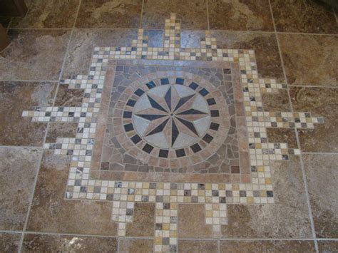 mosaic tile floor from capitol peak construction in colorado springs co 80918