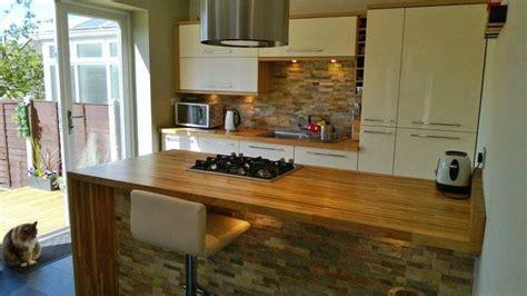 kitchen island worktops uk the complete list of island worktop ideas wood and beyond