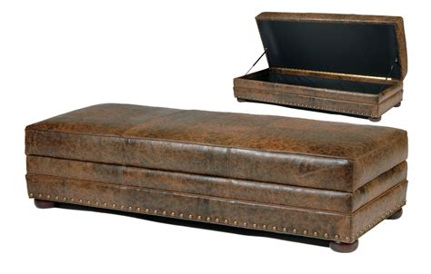 ottoman picture paladin leather ottomans benches
