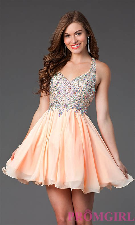 beaded homecoming dresses a line beaded bodice prom dress promgirl