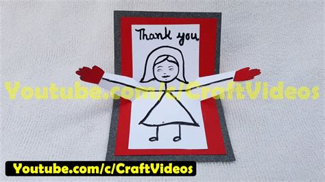 how to make thank you cards teaser thank you cards how to make thank you cards on