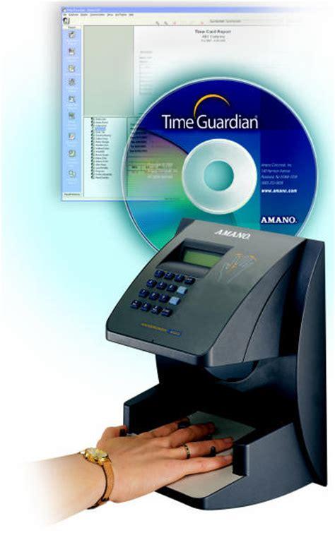 time guardian time guardian hp1000 time guardian hp1000 pc based