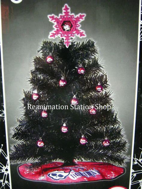 black mini tree high black mini tree draculaura topper