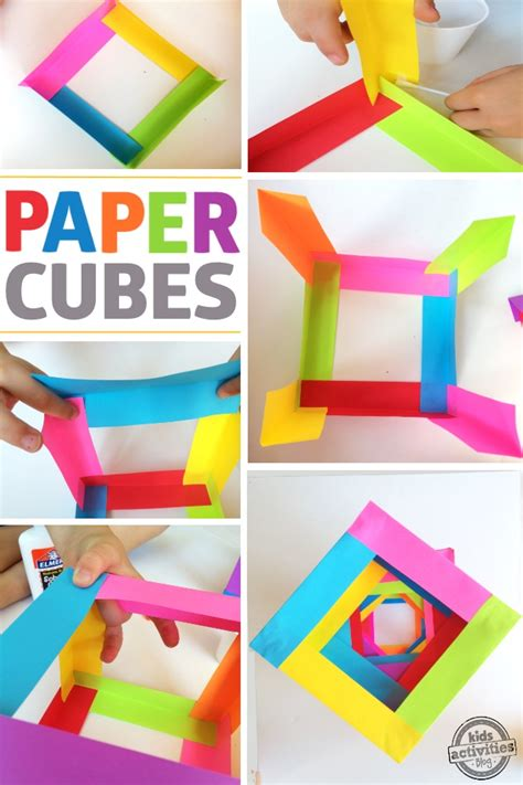 cool crafts with paper craft paper boxes