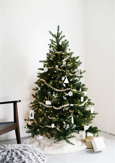 moderner weihnachtsbaum 22 modern trees to get inspired from this season