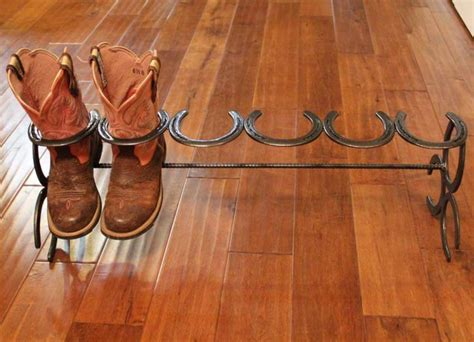shoebox crafts for 5 horseshoe boot rack ideas guide patterns