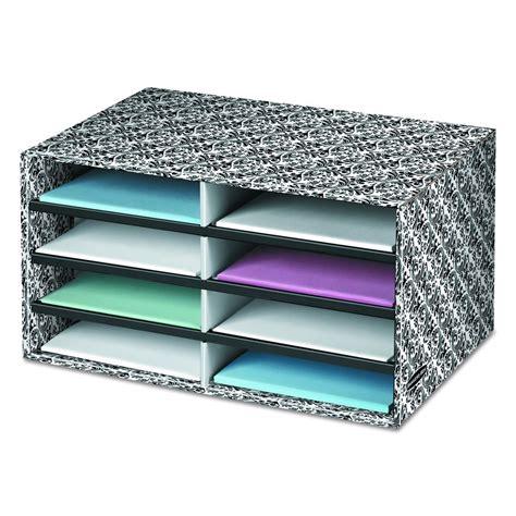 desk organizer sorter box decorative literature sorter letter organizer drawer