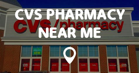 near me cvs pharmacy near me points near me