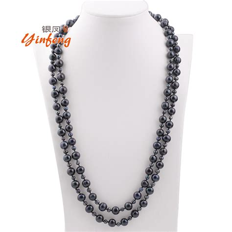 bead necklaces cheap get cheap black bead necklace aliexpress