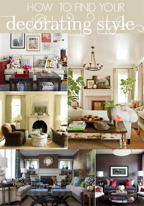 my home interior how to decorate series finding your decorating style