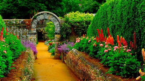 flower garden photo the meaning and symbolism of the word garden