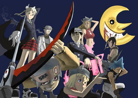 soul eater characters soul eater photo 24724866 fanpop